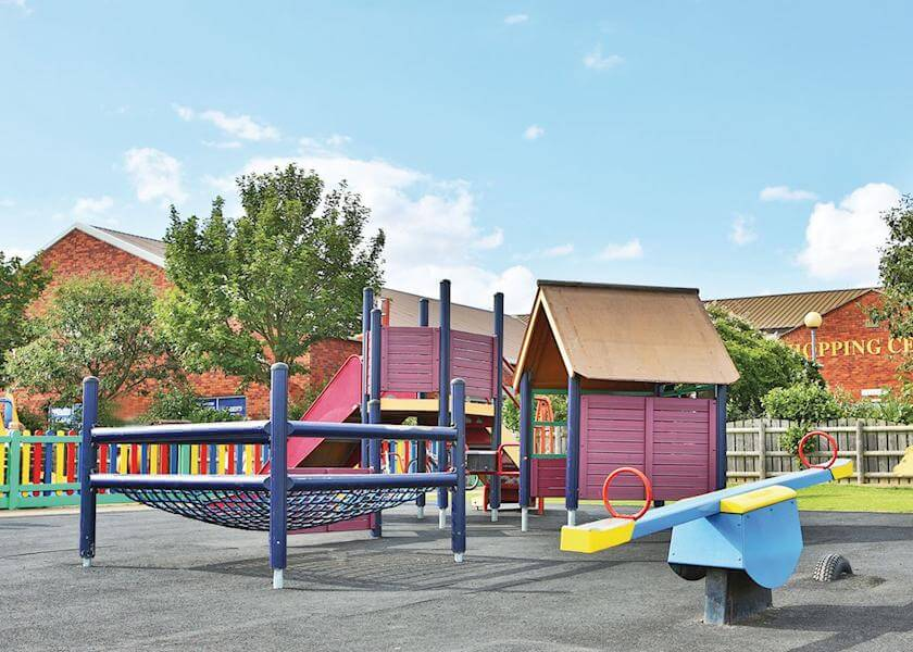 Skirlington Leisure Park Playarea