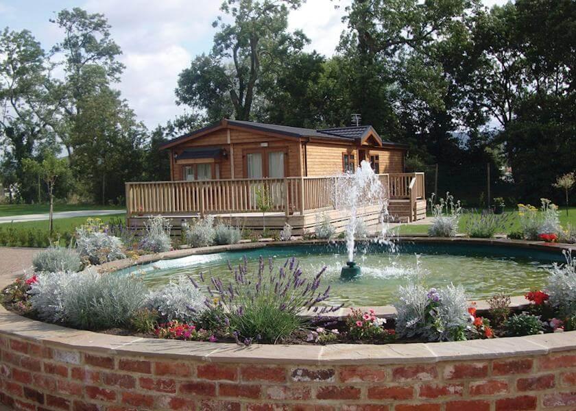 York House Fountain