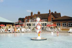 Outdoor Pool at Hoburne Bashley - Hoburne Bashley Holiday Park