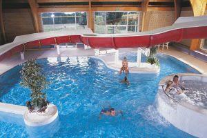 Indoor Pool at Hoburne Bashley - Hoburne Bashley Holiday Park