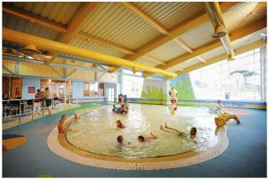 Children's Indoor Pool at Hoburne Naish - Hoburne Naish Holiday Park