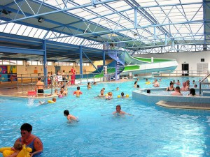 Caister Indoor Pool - Caister Holiday Park