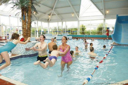 Cala Gran Indoor Pool - Cala Gran Holiday Park