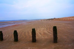 The Beach at Camber Sands - Camber Sands Holiday Park