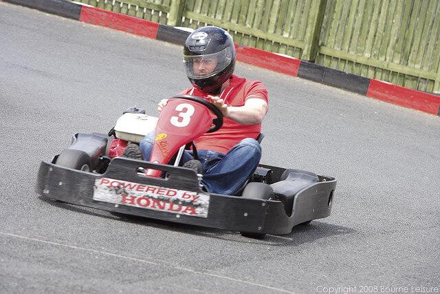 Go Karts at Craig Tara