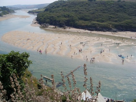 Sea View at Crantock Beach - Crantock Beach Holiday Park