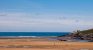 Beach View at Crantock Beach - Crantock Beach Holiday Park