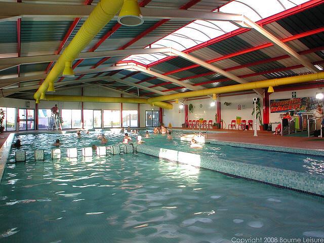 Doniford Bay Swimming Pool - Doniford Bay Holiday Park