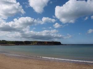 Eyemouth Beach - Eyemouth Holiday Park