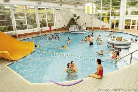 Kiln Park Indoor Pool - Kiln Park Holiday Centre