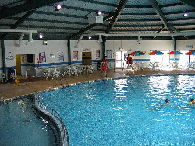 Littlesea Indoor Pool - Littlesea Holiday Park