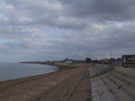 Beach View at Sheerness - Sheerness Holiday Park