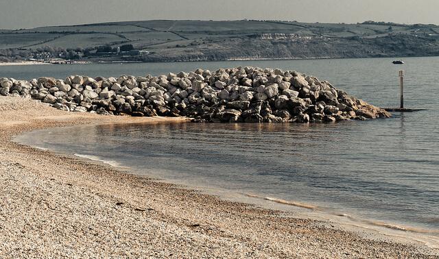 Beach View of Weymouth Bay - Weymouth Bay Holiday Park