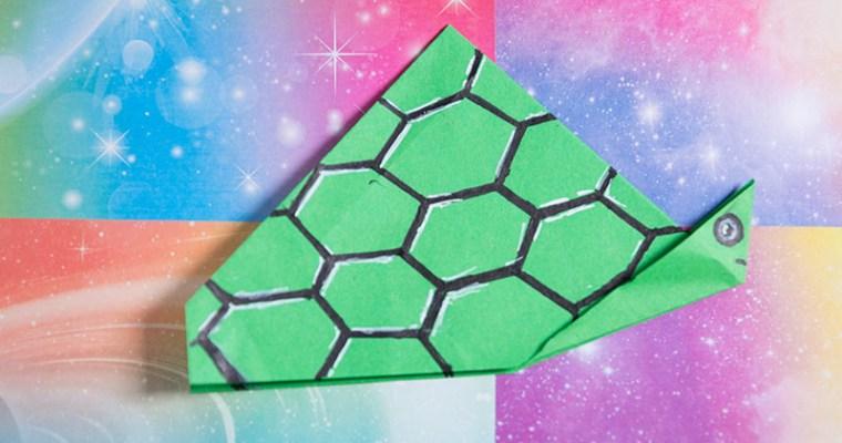 Origami Tortoise