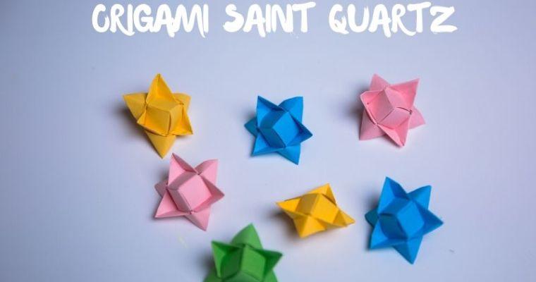 origami saint quartz