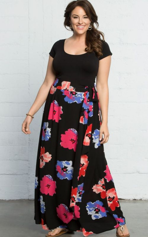 Celine Chiffon Maxi Skirt