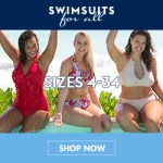Plus size swimsuits for all size women