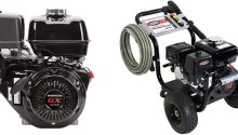 SIMPSON Cleaning PS3228 pressure washer review