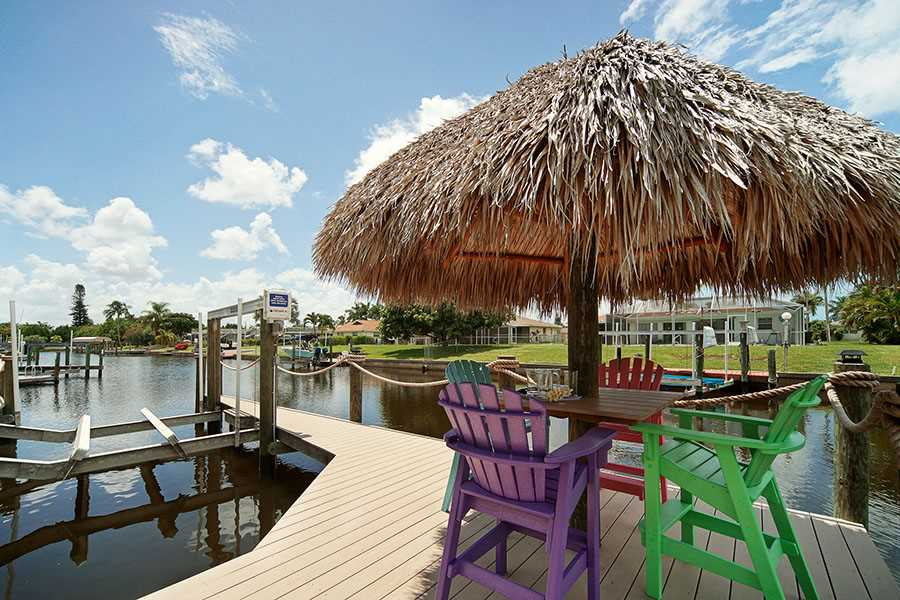 Villa Water Paradise Cape Coral FL 3 Bedroom Vacation