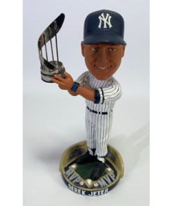 Derek Jeter New York Yankees Bobble Head 2000 World Series MVP