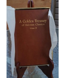 A Golden Treasury of Salesian Classics Volume IV Scripture Bible Based Poetry front