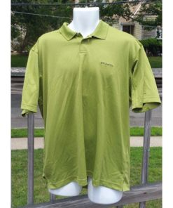 Columbia Omni Shade UVA Protect Short Sleeve Polo Shirt
