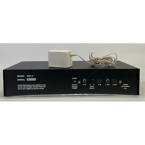 Elite Video BVP 4+ Plus Broadcast Video Processor
