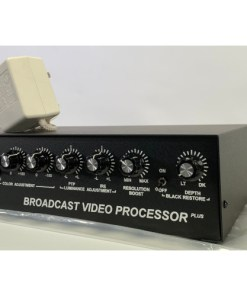 Elite Video BVP 4+ Plus Broadcast Video Processor