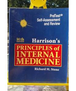 Harrison's Principles of Internal Medicine, 14th edition (Softcover) RICHARD M