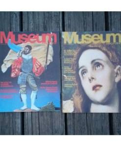 Museum Magazine 1982 ISSUES