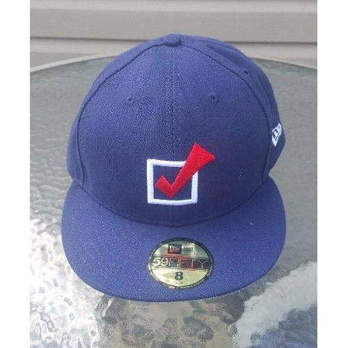 New Era Democrat Vote Check Cap