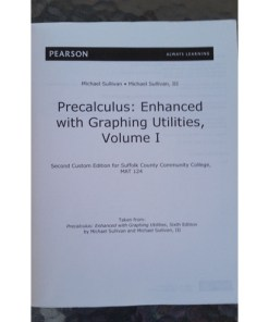 Precalculus Enhanced with Graphing Utilities- MATpage