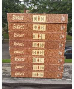 Rawhide the Collectors Edition, 8 VHS Tapes, 16TV series Episodes, 1959-1965 stack2