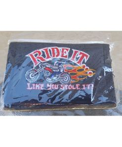 Ride it like you stole it wallet 801248912021