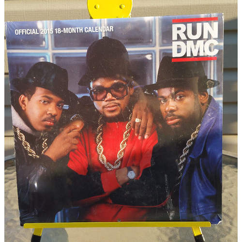 Run DMC Official 2015 18-Months Calendar