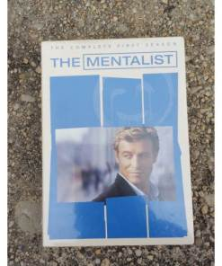 The Mentalist - The Complete First Season (DVD, 2009) 0883929066001