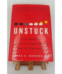 Unstuck: Your Guide to the Seven-Stage Journey Out of Depression 9781594201660