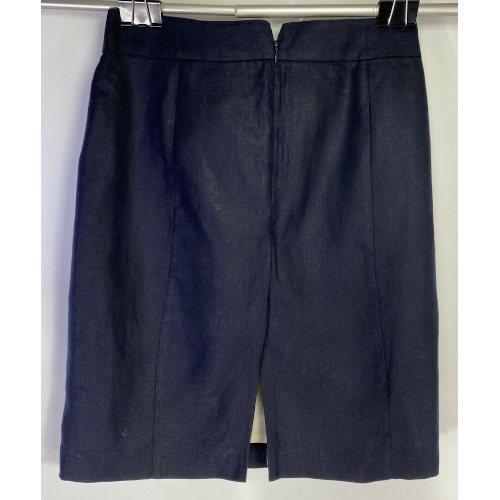 """J Crew Women Linen Pencil Skirt """"Baird McNutt"""