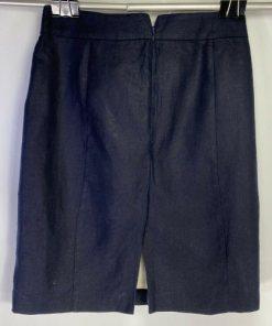 J Crew Women Linen Pencil Skirt