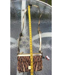 Lauren by Ralph Lauren Handbag, Promenade Quilted Small Cross body measurement