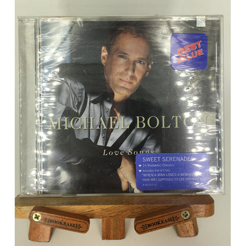 MICHAEL BOLTON Love Songs Cd 696998535121