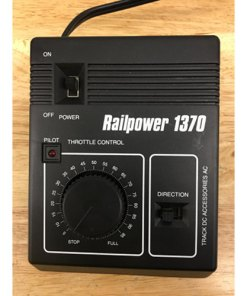 Model Rectifier Corporation Railpower 1370 Power Pack