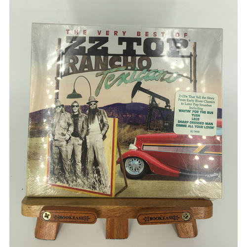 ZZ TOP - RANCHO TEXICANO THE VERY BEST OF ZZ TOP CD081227890827
