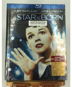 A Star is Born 1954 Judy Garland Bluray Book Packaging 883929096749