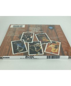 AC:DC - Fly on the Wall Remaster CDsticker 696998021020
