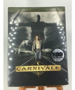 Carnivale - The Complete Second Season (DVD, 2006, 6-Disc Set)026359265921