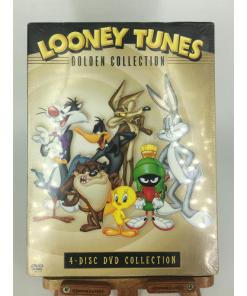 Looney Tunes Golden Collection Vol 1 dvd 4 disc set 085392791828