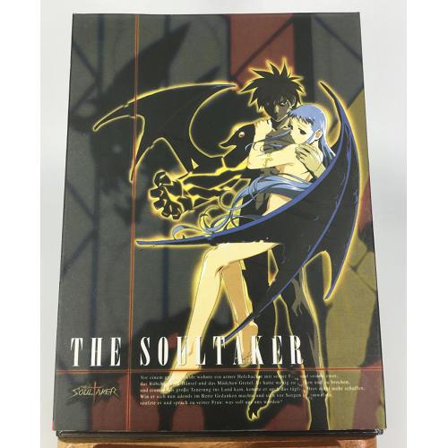 The Soultaker Chapter 1-13 Anime Dvd 4988102822712