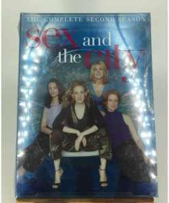 sex in the city the complete second season dvd 026359924828