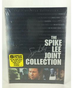 spike lee joint collection dvd box set 025192956720